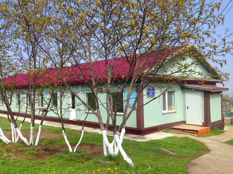 детский сад Белочка